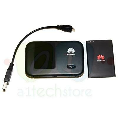 HUAWEI E5372 UNLOCKED Mobile Broadband Internet Wifi 3G 4G LTE Router Modem 150  • 29.99£