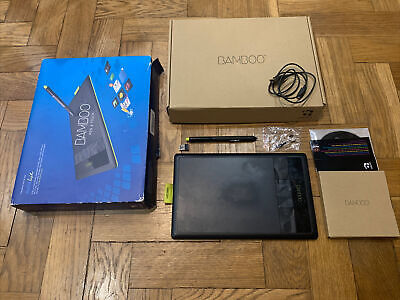 Wacom Bamboo With Wireless Receiver • 7.50£