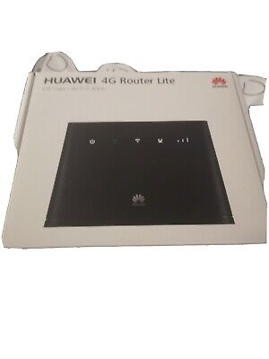 Huawei 4G Router Lite LTE Cat4 • 20.80£