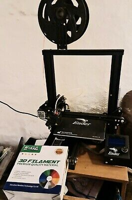 Creality Ender-3 Pro 3D Printer Kit 220x220x250mm - With Filament • 135£