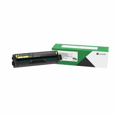 Lexmark C3220Y0 Yellow Toner Cartridge • 50£