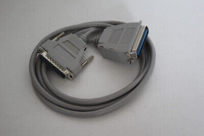 Computer Printer Parallel Bidirectional Cable (1.65 M) • 1£
