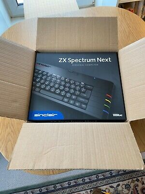 ZX Spectrum Next, Accelerated With Raspberry Pi Zero Expansion, Wi-fi, And RTC • 500£