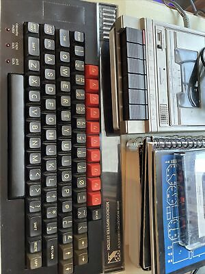 BBC Micro Computer Model B, Issue 7, 1770 DFS, ROMs Fitted, Fully Working • 45£