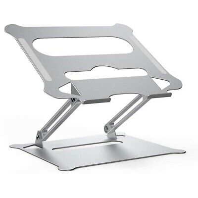 Aluminum Alloy Adjustable Laptop Stand Folding Portable For Notebook MacBook UK • 27.05£
