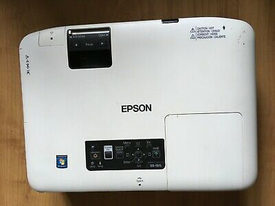 Epson Projector EB1915 Working (used) • 50£