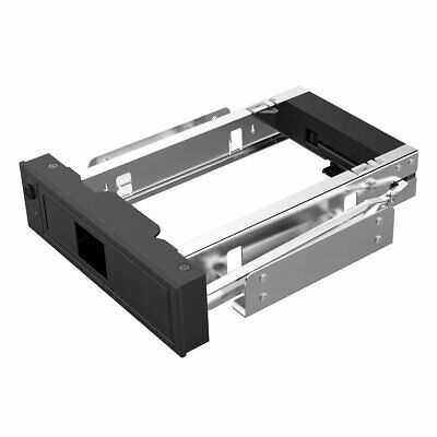 ORICO 5.25 Inch Hot Swap PC Bay Adapter Mobile Rack For 3.5  HDD/SSD Hard Drive • 13.79£