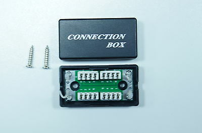 CAT5E JUNCTION BOX, IDC TYPE, Cat5e Cable Coupler Joiner More On Our Ebay Shop • 2.40£
