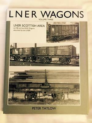 LNER Wagons Vol.3 ISBN: 9781905184569 • 35.95£