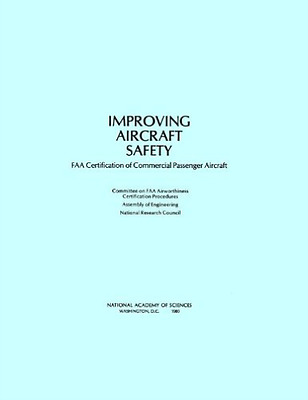 Nae-Improving Aircraft Safety  BOOK NEW • 36.39£