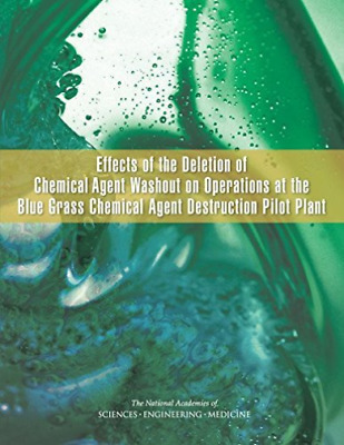 Effects Of The Deletion Of Chemical  BOOK NEW • 32.69£
