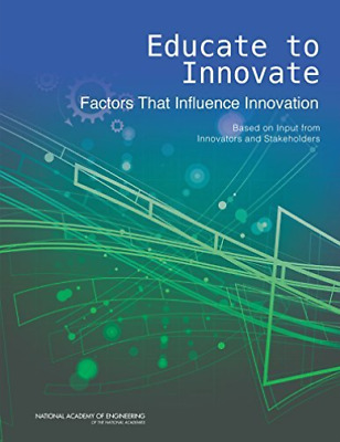 Educate To Innovate:  BOOK NEW • 32.23£