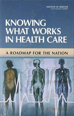 Knowing What Works In Health Care:  BOOK NEW • 46.71£