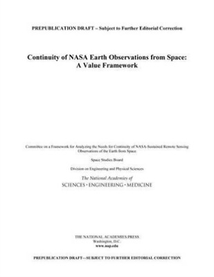 Continuity Of Nasa Earth Observatio  BOOK NEW • 44.52£