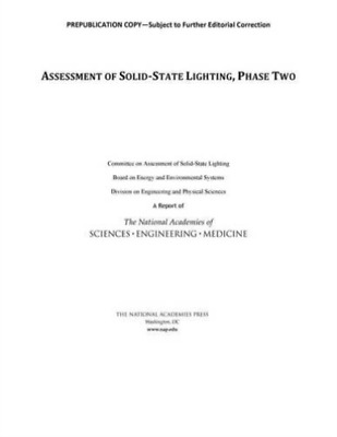 Assessment Of Solid-State Lighting,  BOOK NEW • 50.55£