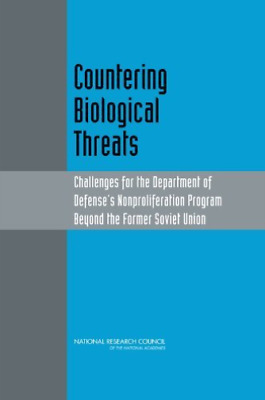 Council-Countering Biological Threats:  BOOK NEW • 47.75£