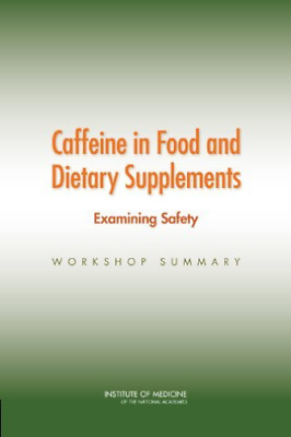 Caffeine In Food And Dietary Supple  BOOK NEW • 46.47£