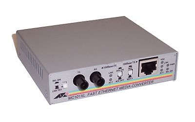 Allied Telesyn MC101XL Fast Ethernet Media Converter • 1,158.28£