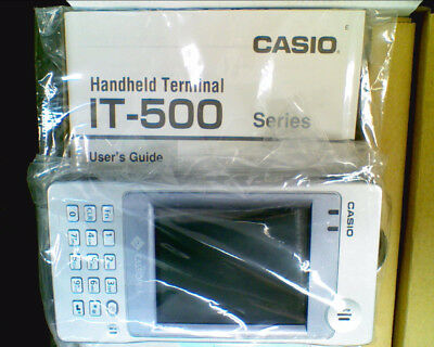 (brand New) Casio It-500 Series M30cb Terminal With Intergrated Laser Scanner  • 75£