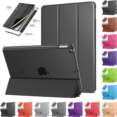 Smart Magnetic Leather Stand Case Cover For IPad 2/3/4 9.7  2018 Air 2 Mini Lot • 5.95£