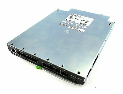 Brocade 5450 8Gb SAN Switch Module 18/8 56-1000217-01 F/ Fujitsu Primergy • 349.87£