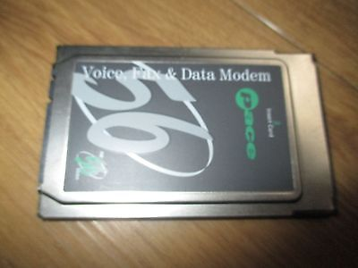 Pace Voice, Fax And Data PCMCIA Card • 0.99£