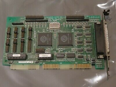 Quickpath Systems 970-00600-01 ISA Parallel  Adapter Card (1990s) • 19.99£