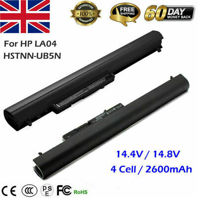 Battery For HP Pavilion 14 15 Notebook PC Series 15-n278sa 728460-001 LA04 4Cell • 12.69£