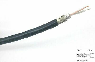 1M Belden 9207 Twinax 100 Ohm Network Cable PN 7362211 E108998 SOLD BY THE METRE • 0.99£