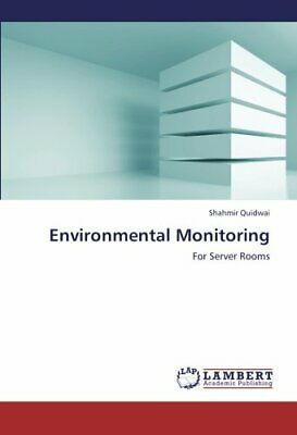 Environmental Monitoring.by Shahmir  New 9783659328381 Fast Free Shipping.#*= • 33.73£