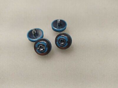 4 X Blue Hard Drive Mounting Screws For HP PC HDD DC7800 DC7900 8000 8100 Z400  • 2.45£