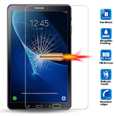 Genuine 100% Tempered Glass Screen Cover Protector For Samsung Galaxy Tablets • 4.45£