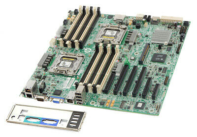 HP 641805-001 ProLiant ML350e Gen8 V2 Server System Board • 69.78£