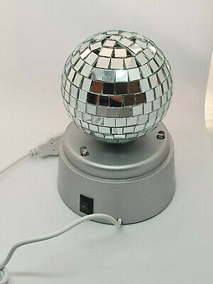 Mirror Ball Silver (225E7240) USB For Laptop/PC  • 5£