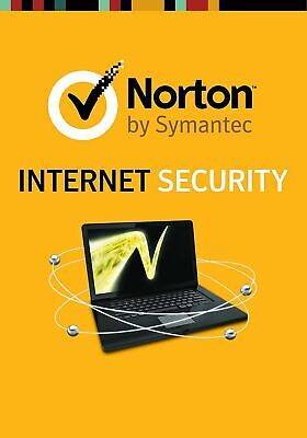 Norton Internet Security 2020 Antivirus 1 Year 1 PC DOWNLOAD QUICK DELIVERY • 5.99£