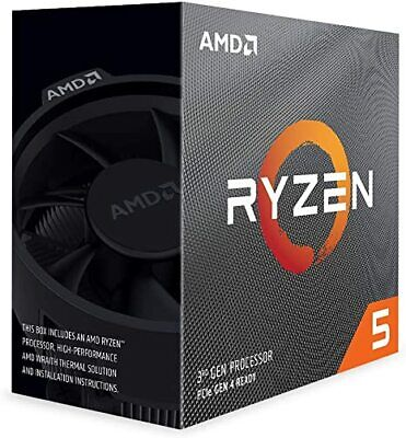 AMD Ryzen 5 3600 - 3.6 GHz Hexa-Core Processor • 53£