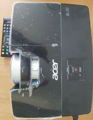 Acer X113 DLP SVGA 3D Projector 2800 Lumens With Remote  • 70£