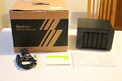 Boxed Synology DiskStation DS1511+ 5 Bay NAS Diskless • 345£