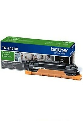 Brother TN-247BK Toner Cartridge, High Yield, Black, Brother Genuine Supplies • 100£