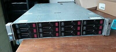 HP DL380 G9 ProLiant Server No HDDs Fully Working Before De-install XEON • 399£