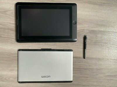 Wacom 13HD Creative Pen Display - TABLET, STAND & PEN ONLY • 170£