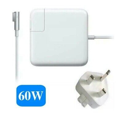 60W AC Adapter Power Charger For Apple Macbook Pro Mag Safe 1 13  A1181 A1185 • 17.99£