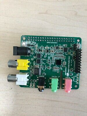 Raspberry Pi Cirrus Logic Audio Card • 19£