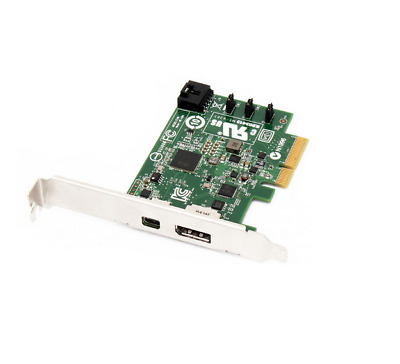 DELL HP 7HMHP 753732-001 Thunderbolt 2 Display Port FH PCIe Card • 23£