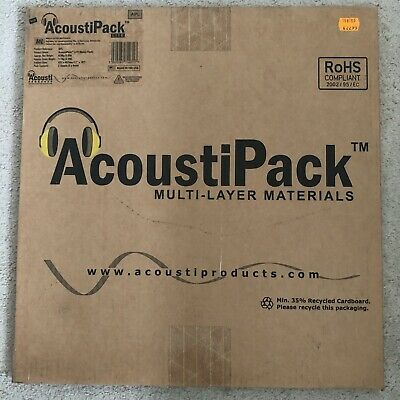 AcoustiPack™ LITE (APL) Sound-Proofing Kit For PC Cases • 18.99£