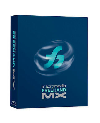 FreeHand MX - For Windows - Digital Download  • 23.85£