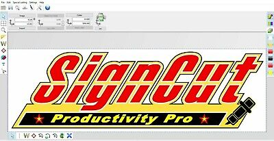 SignCut Pro Full Activated Version • 9.99£