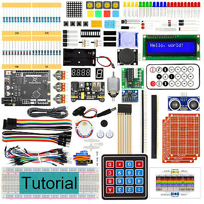 Freenove Ultimate Starter Kit With New Board V4 (Compatible With Arduino IDE) • 24.99£