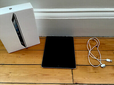 Apple IPad 2nd Generation 16GB WiFi 3G Space Grey • 20£