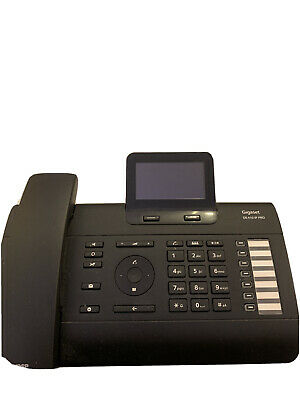 Gigaset DE410 IP PRO VoIP Phone - Black (Brand New) • 150£